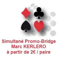 Simultané Promo-Bridge – carré